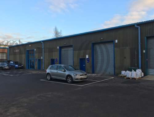 Industrial Winchester, SO23 0LB - Unit 9 Sun Valley Business Park - 0602