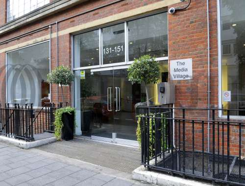 Serviced office London, W1W 5BB - Great Titchfield Street  - 1