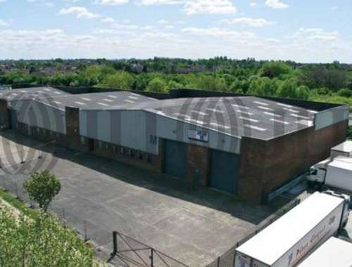 Industrial Greenford, UB6 8UP - Unit M, Metropolitan Park - 1