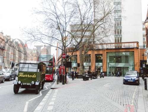 Serviced office London, SW1X 7NE - 1 Knightsbridge Green - 201603104119