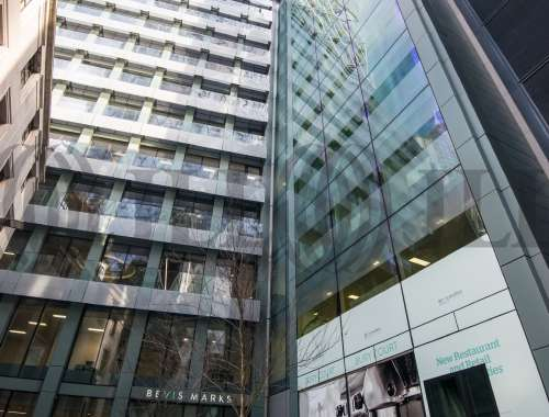 Serviced office London, EC3A 7HL - 6 Bevis Marks  - 871