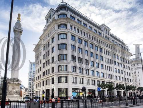 Serviced office London, EC4R 9AN - 45 King William Street  - 1013
