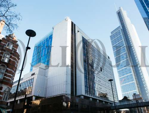 Serviced office London, EC2M 1RX - 55 Old Broad Street  - 3551
