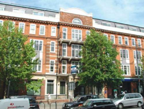 Serviced office London, WC1X 8BP - 344-354 Grays Inn Road  - 1