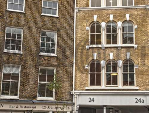 Serviced office London, EC1M 4AY - 24 St John Street  - 1