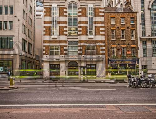 Serviced office London, EC4A 4BL - 81 Farringdon Street - 2