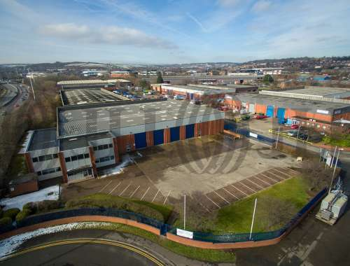 Industrial and logistics Leeds, LS12 6DN - Unit A Latchmore Park - 64747