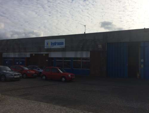 Industrial and logistics Broxburn, EH52 5NF - Unit 5 Freskyn Place - 7572