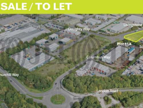 Industrial and logistics Andover, SP10 5LH - Plot 81a, Walworth Business Park - 7105