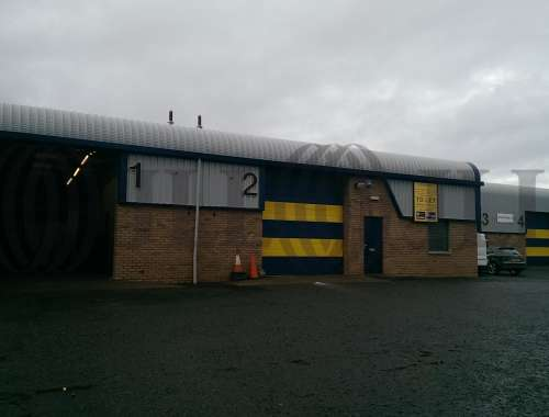 Industrial Carluke, ML8 5UF - Threave Court - 0079