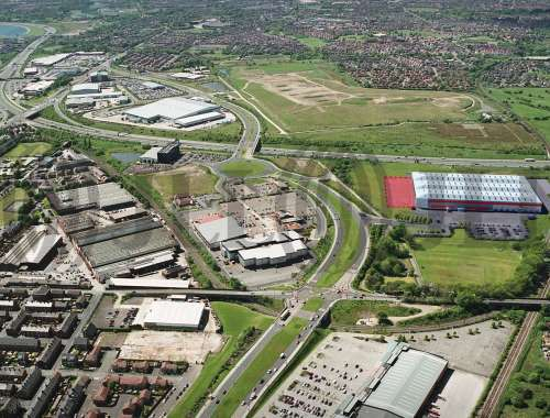 Industrial Ashton-under-lyne, OL7 0DP - Plot 3000 Ashton Moss - 3000