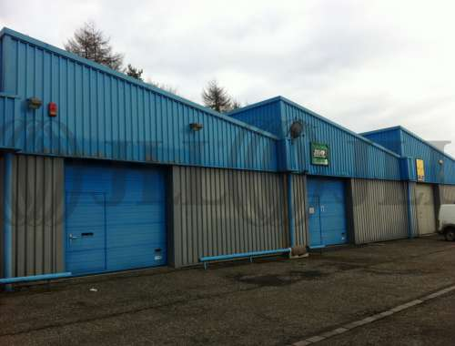 Industrial and logistics Cumbernauld, G67 2UH - Carbrain Industrial Estate - 2340