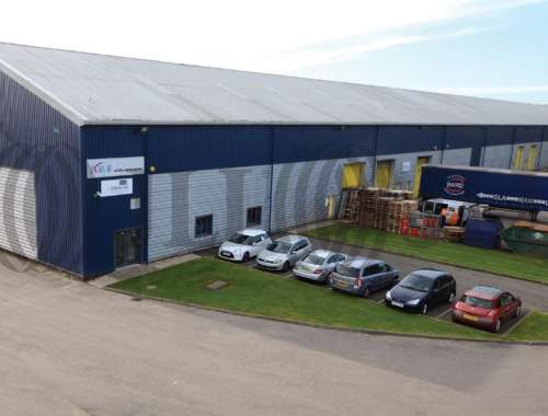 Industrial and logistics Renfrew, PA4 8DJ - Block L1/2, Westway - 7682