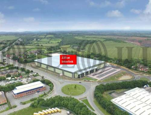 Industrial and logistics Coalville, LE67 1TB - Interlink 225 - 17476