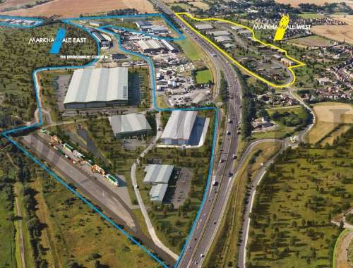 Industrial and logistics Chesterfield, S44 5HY - Markham Vale North - 9944