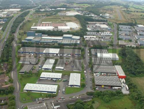 Industrial Cumbernauld, G68 0LW - Wardpark Tradepark - 7513