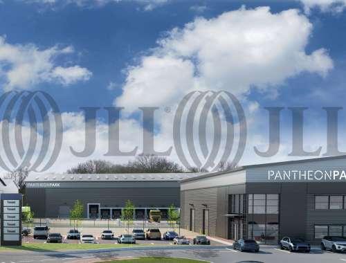 Industrial Wolverhampton, WV11 3DR - Pantheon Park - 1