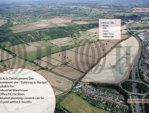 Industrial Burton-on-trent, DE13 9SB - Branston Locks - 8155