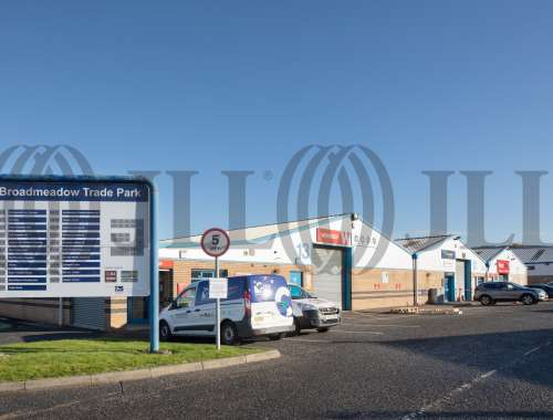 Industrial Dumbarton, G82 2RE - Broadmeadow Trading Estate - 1