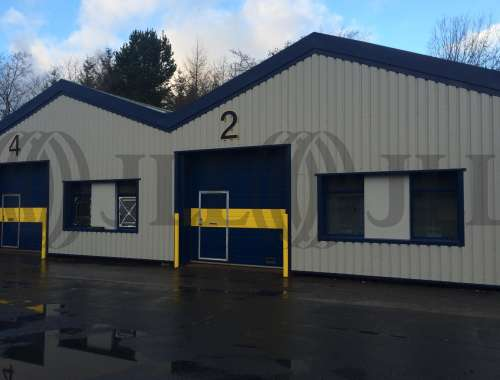 Industrial and logistics East kilbride, G74 5JF - Dixon Place - 0837