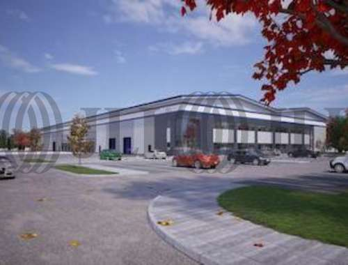 Industrial Nottingham, NG6 8YP - Blenheim Park - Design & Build - 7354255