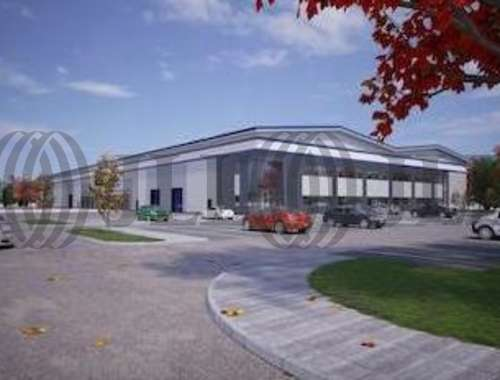 Industrial and logistics Nottingham, NG6 8YP - Unit 2 Blenheim Park - Design & Build - 7354255