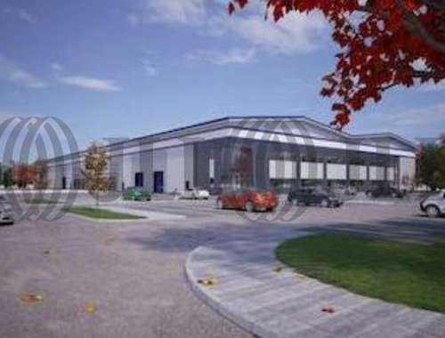 Industrial and logistics Nottingham, NG6 8YP - Unit 8 Blenheim Park - Design & Build - 7354255