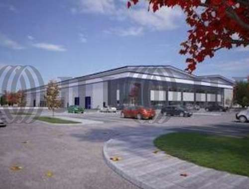 Industrial Nottingham, NG6 8YP - Unit 9 Blenheim Park - Design & Build - 7354255