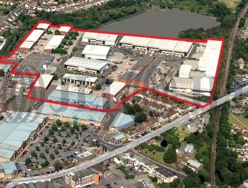 Industrial and logistics Crayford, DA1 4AL - Acorn Industrial Park - 10823