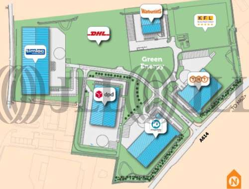 Land Howden, DN14 7SD - Ozone Business Park - 63025