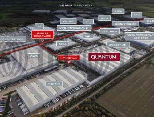 Industrial Lutterworth, LE17 4XN - Quantum Distribution Centre - 1