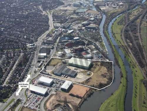 Industrial and logistics Doncaster, DN2 4LP - Premier Park - 11907