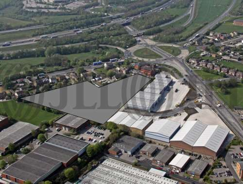 Industrial and logistics Leeds, LS27 7JP - OP65 - 14036