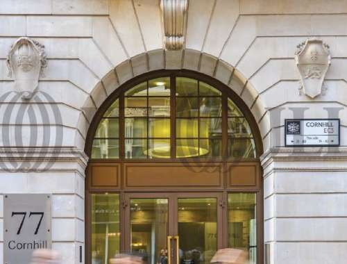 Office London, EC3V 3QQ - 75 - 77 Cornhill - 89087