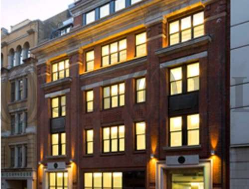 Offices London, EC2A 2DX - 25 Worship Street - 25