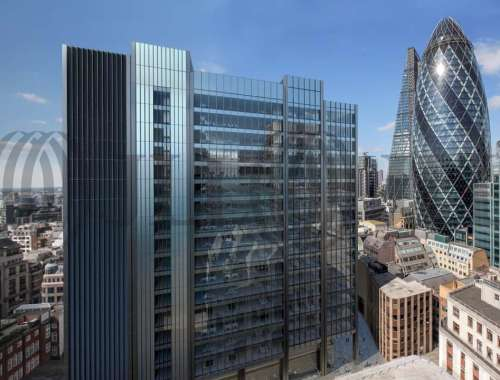 Offices London, EC3A 5AY - One Creechurch Place - 15089