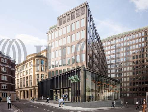 Offices London, EC4R 0AN - Cannon Green - 57479