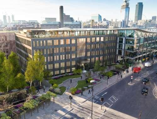 Office London, EC4V 4AB - Senator - 10