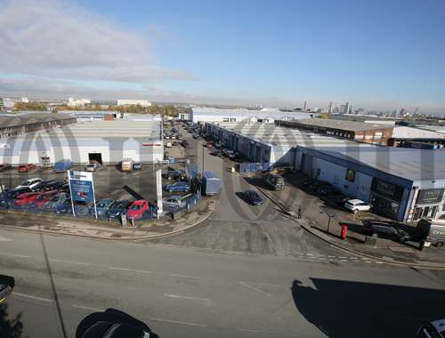 Industrial and logistics Trafford park, M17 1PZ - Longwood Park - 10