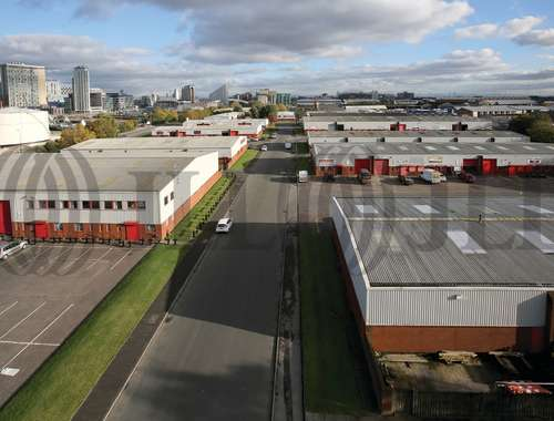 Industrial and logistics Trafford park, M17 1AY - Westbrook Park - 5