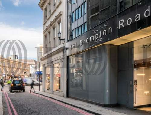 Offices London, SW3 1QP - 161 Brompton Road - 161