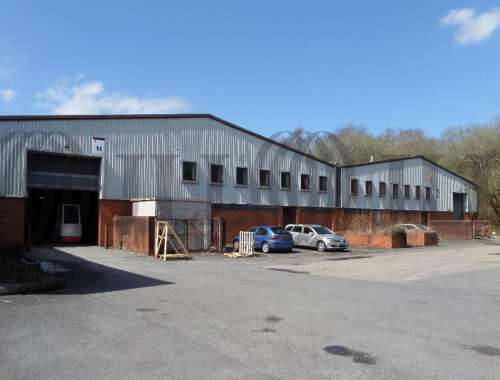 Industrial and logistics Merthyr tydfil, CF47 8PE - Unit 10-12, Cyfarthfa Industrial Estate - 2056