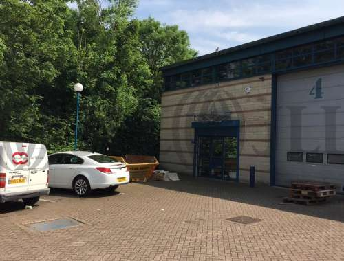Industrial Hayes, UB4 0JZ - Unit 4, Brook Industrial Estate - 4