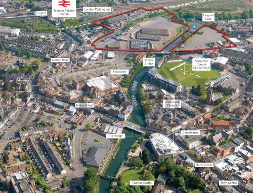 Offices Taunton, TA1 1JT - Firepool Taunton - 15064