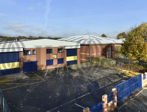 Industrial and logistics Leeds, LS12 6HH - Confederation Business Park, Unit C - 014