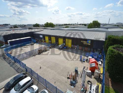 Industrial and logistics Trafford park, M17 1SR - Harp Industrial Estate - 1