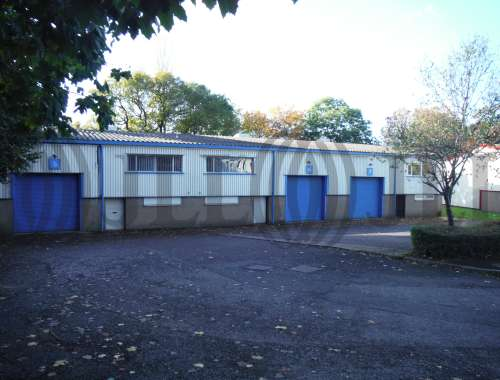 Industrial Newport, NP10 9FQ - Units 5, 6 & 7, Wern Industrial Estate - 2078