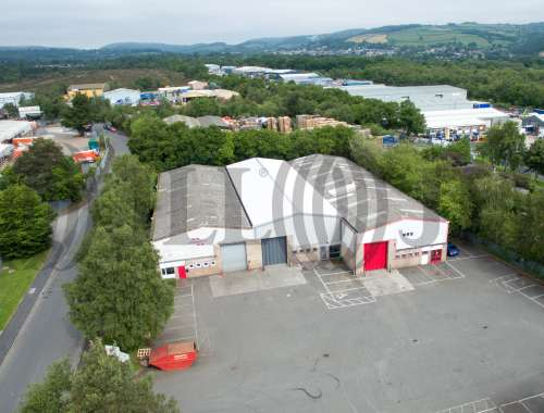 Industrial Newton abbot, TQ12 6UD - 26 Crossgrange Trading Estate, Heathfield Industrial Estate - 1