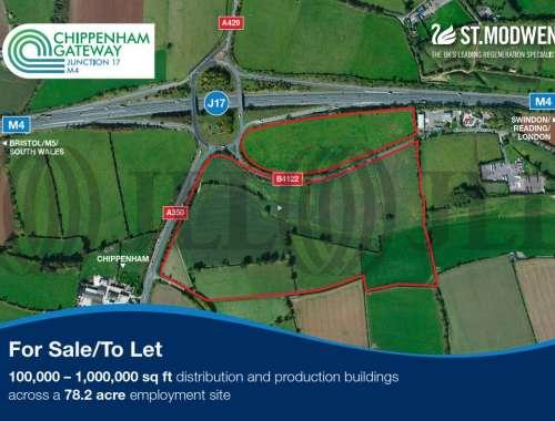 Industrial and logistics Chippenham, SN15 5PD - Chippenham Gateway - 18140