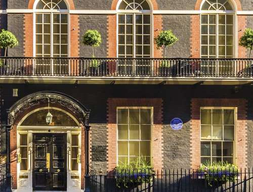 Serviced office London, W1J 7WS - 32 Curzon Street - 19910